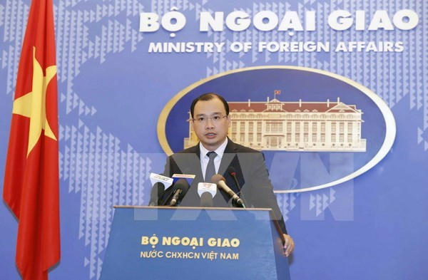Vietnam se opone a simulacro realizado por Taiwan en Truong Sa hinh anh 1