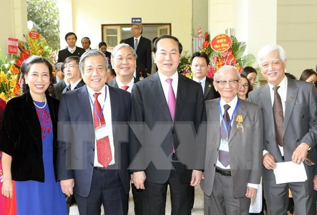 Presidente de Vietnam llama a promover educacion de historia hinh anh 1