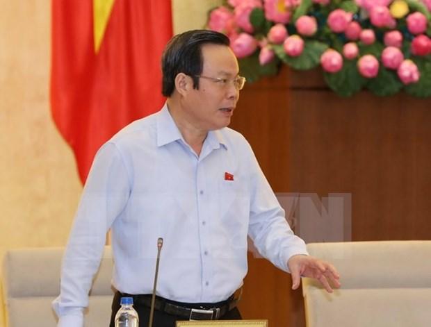 Delegacion del Consejo Empresarial Estados Unidos-ASEAN visita Vietnam hinh anh 1