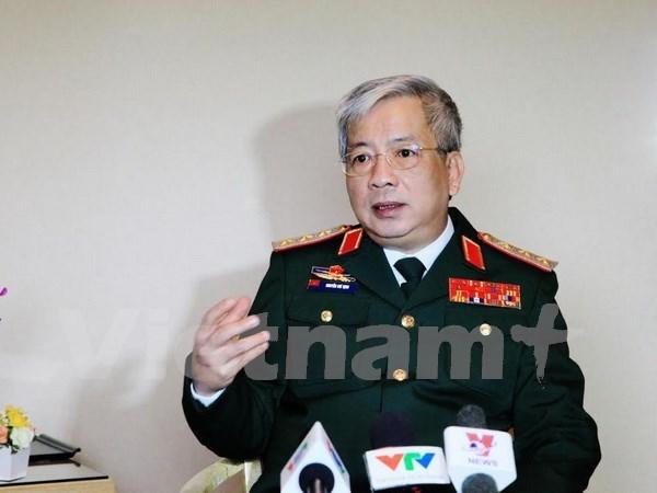 Destacan cooperativo efectivo en defensa entre Vietnam y Japon hinh anh 1
