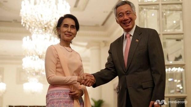 Singapur y Myanmar iniciaran negociaciones del Tratado de Inversion Bilateral hinh anh 1