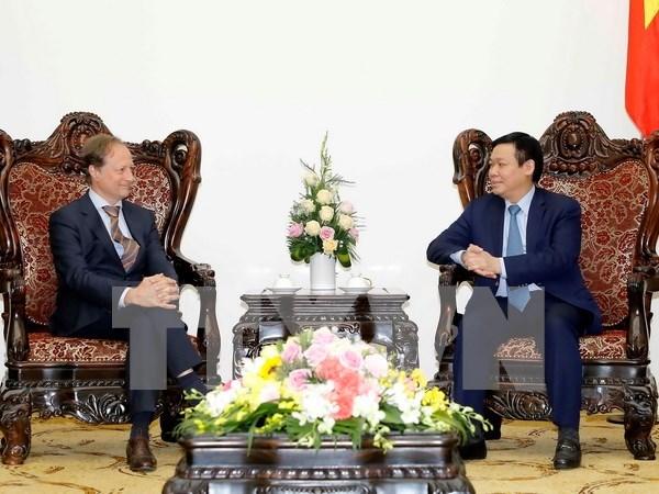 Vietnam avanza en acuerdo de libre comercio con Union Europea hinh anh 1
