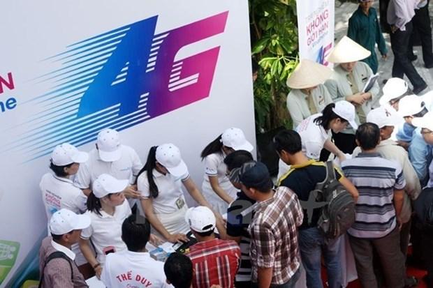 Localidad vietnamita instalara cincuenta estaciones de 4G hinh anh 1