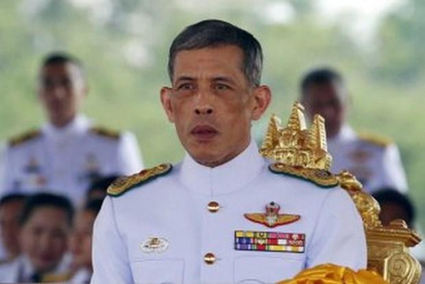 Tailandia proclama rey a su principe heredero hinh anh 1