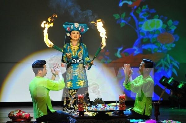 UNESCO reconoce Culto a Diosas Madres de Vietnam como herencia inmaterial hinh anh 1