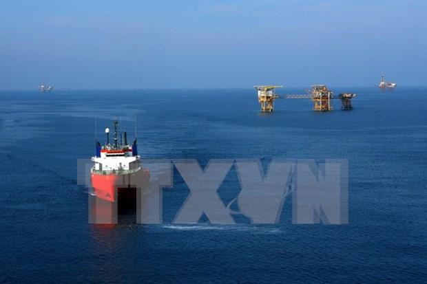 Sector petrolero de Vietnam conmemora aniversario 55 de fundacion hinh anh 1