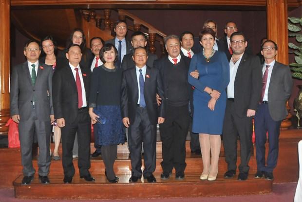 Fomentan Vietnam y Mexico cooperacion legislativa hinh anh 4