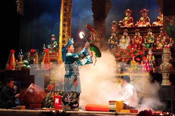 Culto a Diosas Madres, memoria historica del pueblo vietnamita hinh anh 1