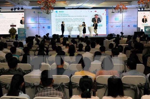 Foro de Lideres jovenes Vietnam 2016 se efectua en Ciudad Ho Chi Minh hinh anh 1