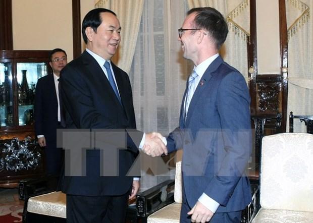 Vietnam saluda inversiones de Nueva Zelanda hinh anh 1