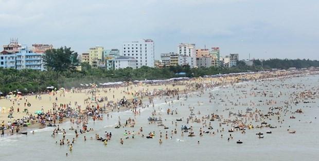 Sam Son: una opcion para maravillosas vacaciones hinh anh 1