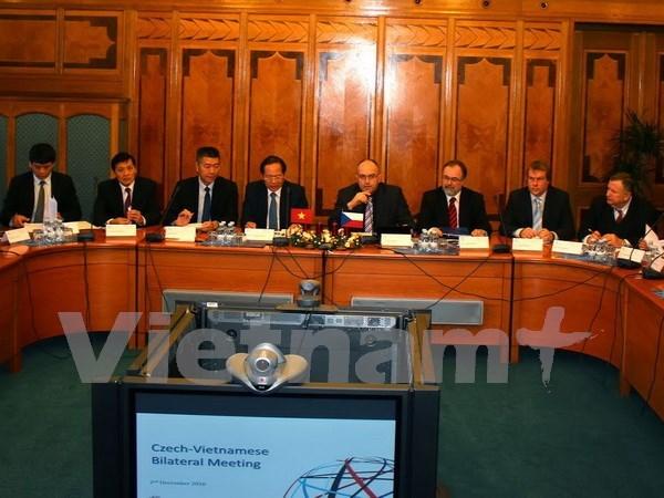 Vietnam y Republica Checa buscan oportunidades de cooperacion en TIC hinh anh 2