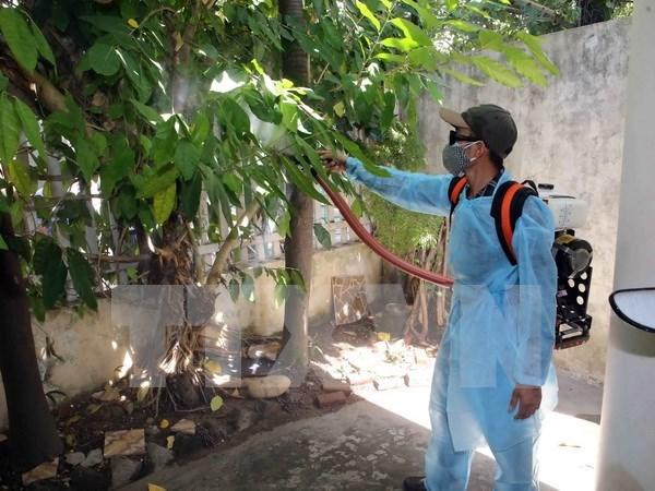 Provincia survietnamita de Dong Nai detecta primer caso del Zika hinh anh 1