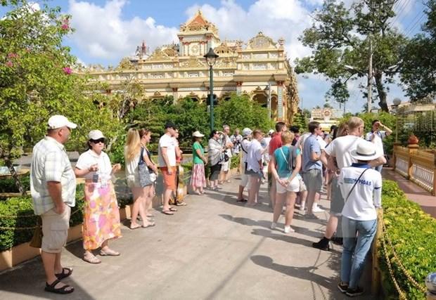 EIU: Reforzado prestigio de turismo de Vietnam hinh anh 1