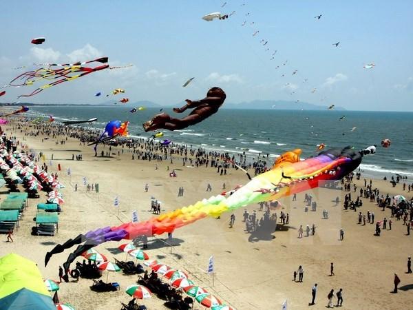 Celebraran Festival Internacional de Papalotes en Vietnam hinh anh 1
