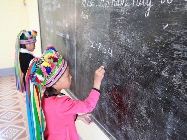 UNICEF promete ayudar a Vietnam con la proteccion de los ninos hinh anh 1