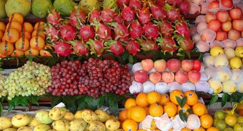 En alza exportacion de frutas de Vietnam hinh anh 1
