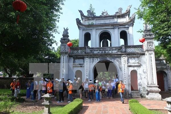 Celebran en Indonesia programa de promocion turistica de Vietnam hinh anh 1
