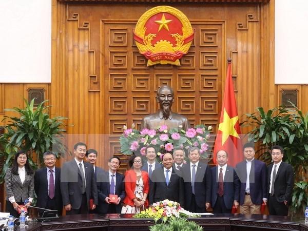 Vietnam concede importancia atraccion de inversiones de China hinh anh 1