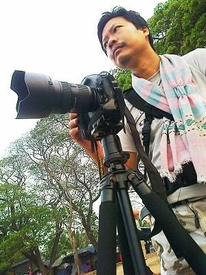 Celebraran exposicion individual de fotografo vietnamita en Grecia hinh anh 1