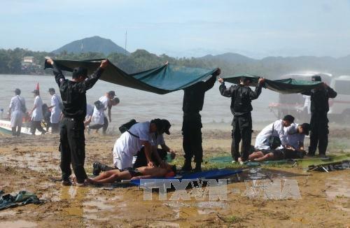 JICA asistira a prevencion de desastres y agricultura limpia en Vietnam hinh anh 1