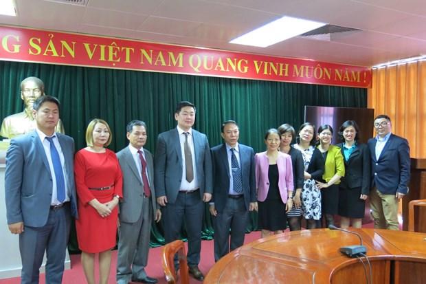 Vietnam y Mongolia robustecen cooperacion sindical hinh anh 1