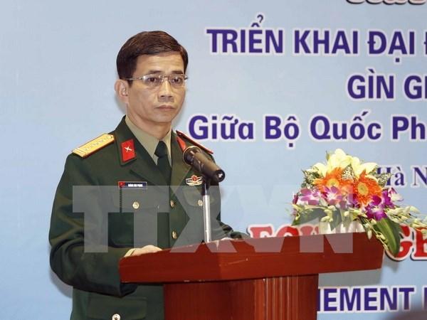Vietnam y Francia intercambian experiencias en actividades para paz de ONU hinh anh 1