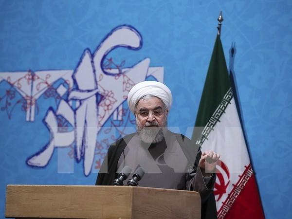 Iran interesado en mejorar la cooperacion con Indonesia hinh anh 1