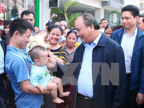 Gobierno de Vietnam promueve acceso a viviendas para personas de bajos ingresos hinh anh 1