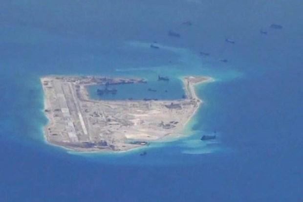 Senador estadounidense propone proyecto de ley contra China hinh anh 1