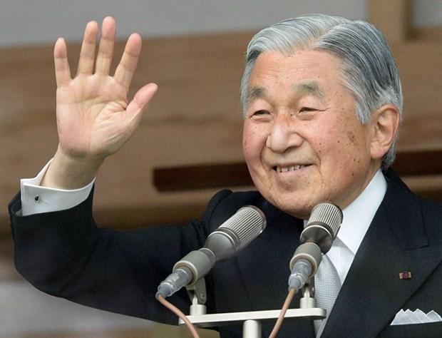 Celebran 83 anos de natalicio del Emperador Akihito en Ciudad Ho Chi Minh hinh anh 1