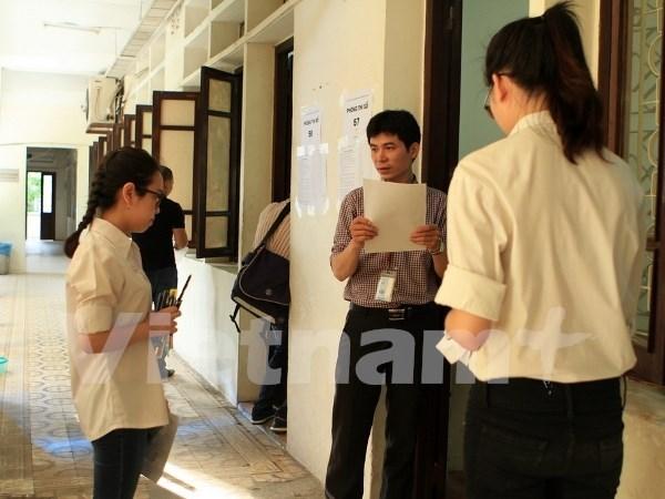 Arrancan Vietnam y UE proyecto de empleos para estudiantes hinh anh 1