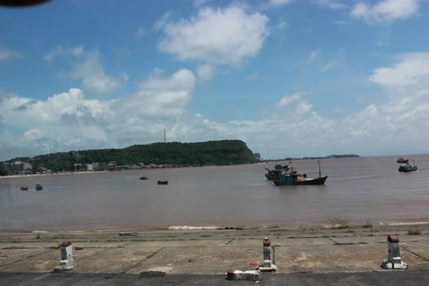 Visita a sitio historico de ruta maritima Ho Chi Minh hinh anh 1