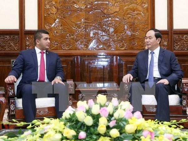 Dispuesto Vietnam a cooperar con Madagascar en sectores potenciales hinh anh 1