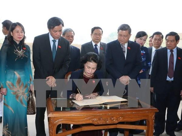 Vietnam considera importante fortalecer nexos con partidos politicos de India hinh anh 1