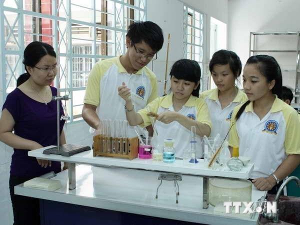 Festival estimula creatividad juvenil de Vietnam hinh anh 1