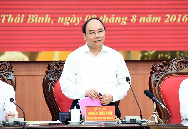 Premier adopta ajustes al proyecto de reestructuracion economica hinh anh 1