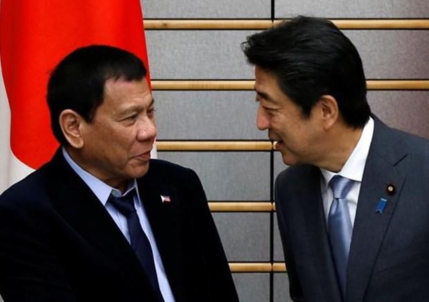 Japon y Filipinas buscan medidas de cooperacion contra delitos de drogas hinh anh 1