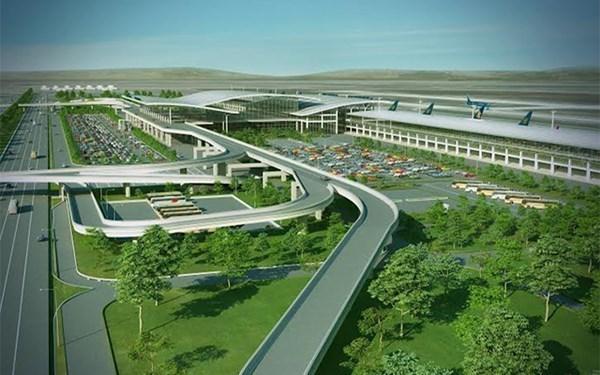 Empresa Bechtel estudia proyecto del aeropuerto Long Thanh en Vietnam hinh anh 1