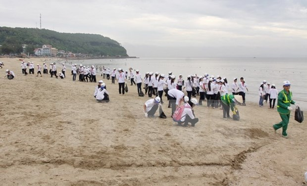 Vietnam enfrenta riesgo de desertificacion del mar hinh anh 1