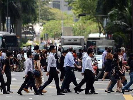 Aumenta cantidad de trabajadores despedidos en Singapur hinh anh 1