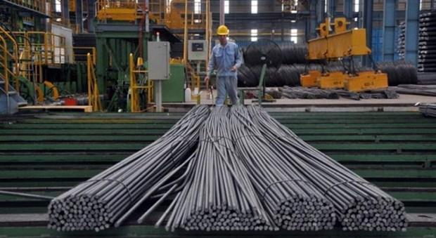 Consumo de acero en Vietnam registra fuerte aumento hinh anh 1