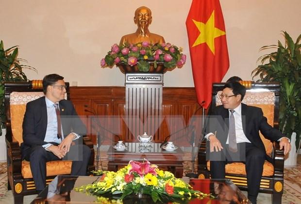 Vietnam continua intensificando cooperacion economica con Venezuela hinh anh 1
