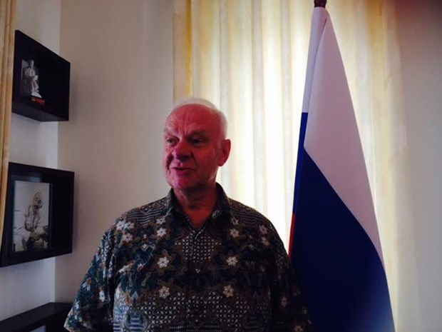 Inauguran conferencia internacional sobre ruso en paises sudesteasiaticos hinh anh 1