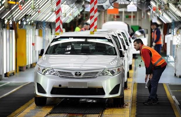 FMI pronostica que la economia de Malasia crecera 4,5 por ciento en 2017 hinh anh 1