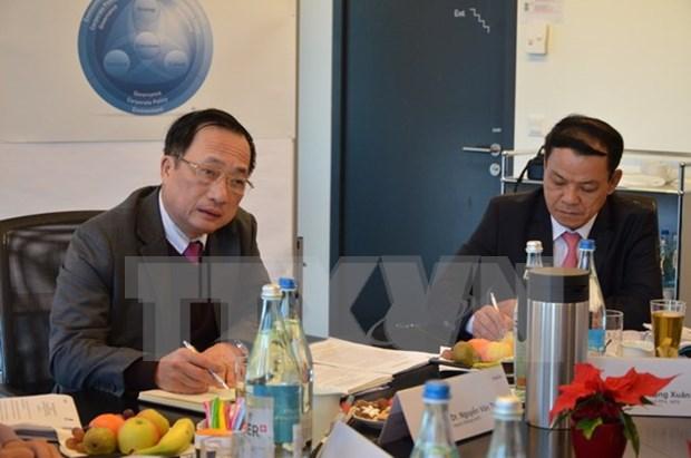 Suiza colabora con Vietnam en sistema cibernetico de seguridad hinh anh 1