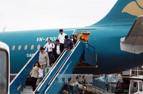 Confirma Vietnam Airlines su posicion estable en mercado sudcoreano hinh anh 1