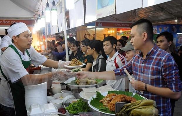 Celebran festival culinario internacional en Ciudad Ho Chi Minh hinh anh 1