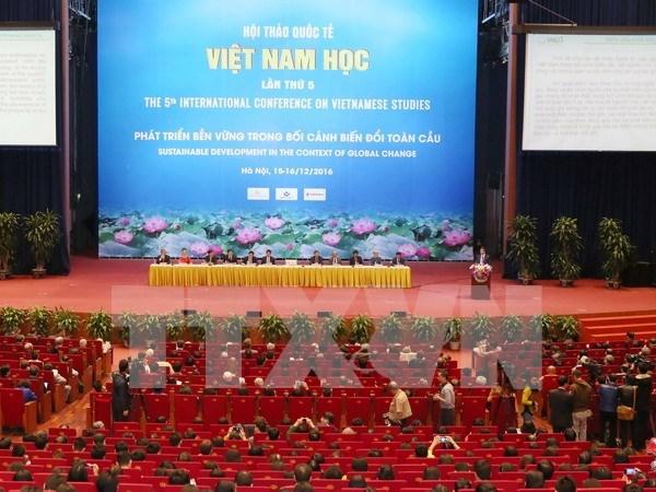 Concluye quinto seminario cientifico internacional de Vietnamologia hinh anh 1