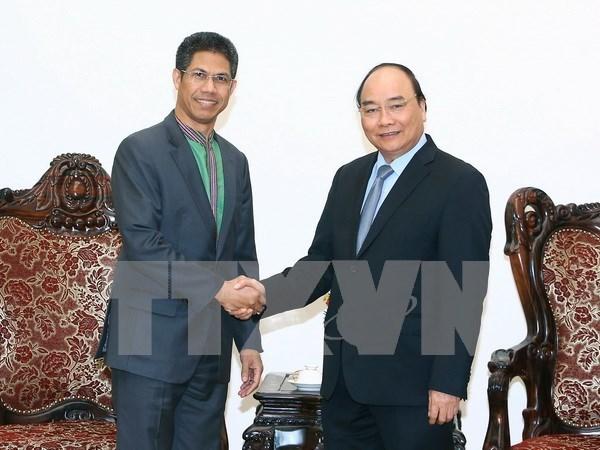 En buena marcha de relaciones Vietnam - Timor Leste hinh anh 1
